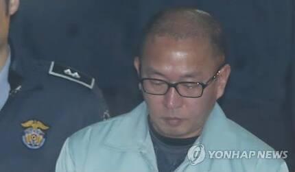 광고 감독 차은택씨. [연합뉴스 자료사진]
