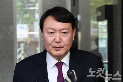 윤석열 서울중앙지검장 (사진=박종민 기자/자료사진)