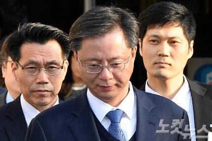 우병우 전 청와대 민정수석. (사진=박종민 기자/자료사진)