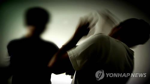 폭행 [연합뉴스TV 제공]