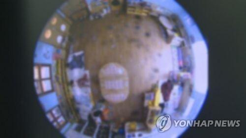 어린이집 CCTV[연합뉴스TV 캡처]