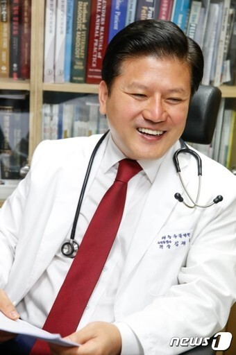 김재영 태능동물병원장.© News1