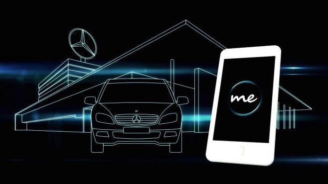 메르세데스 미 커넥트는 LTE 기반의 차량?운전자?서비스센터 3자 간 연결로 다양한 안전 및 편의 솔루션 제공한다.