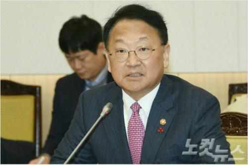 유일호 경제부총리 겸 기획재정부 장관 (사진=자료사진)