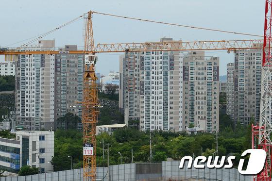 집단대출© News1