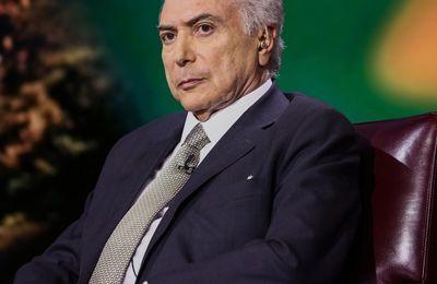 미셰우 테메르 브라질 대통령/사진=블룸버그