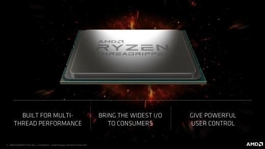 AMD가 내놓은 회심의 CPU 라이젠. (사진=AMD)