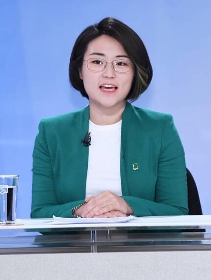 신지예 녹색당 서울시장 후보/사진=뉴스1