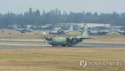C-130H 수송기 [연합뉴스 자료사진]