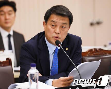 윤준호 더불어민주당 의원 © 뉴스1