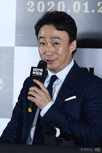 '남산의 부장들' 이성민 /사진=변성현 기자