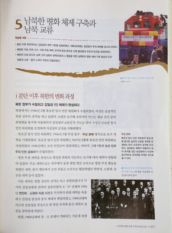 ▲ 정부 수립 / 리베르
