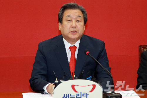 새누리당 김무성 대표 (사진=윤창원 기자/자료사진)