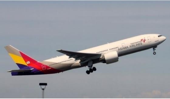 아시아나항공 항공기/사진제공=아시아나항공