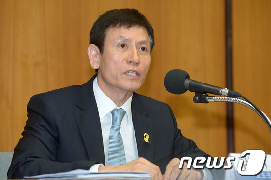 김시곤 전 KBS 보도국장. ⓒ News1
