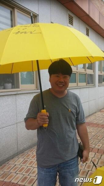 서영석 세월호 기억 노란우산 프로젝트 기획자. 2016.7.13 © News1 주영민 기자