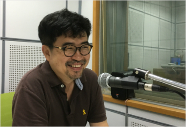 작가 김탁환 씨(사진=시사자키 제작팀)