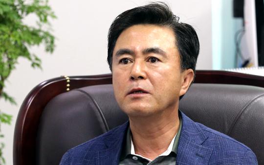 김태흠 의원. 국민일보 DB