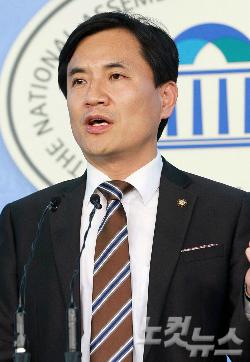 새누리당 김진태 의원. (사진=윤창원 기자/자료사진)