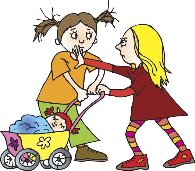 까다로운 아이들은 점점 커가면서 불안과 긴장을 공격적 형태로 표출한다. 게티이미지뱅크