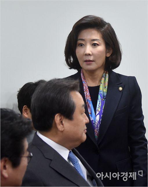 나경원 새누리당 의원/사진=아시아경제 DB