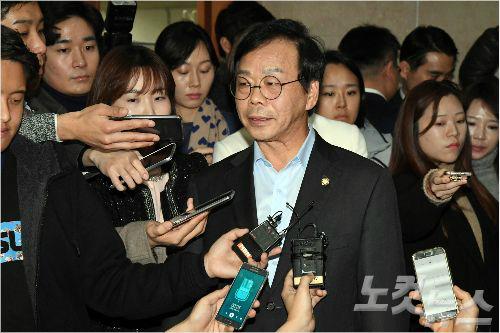 이완영 새누리당 의원. (사진=윤창원 기자/자료사진)