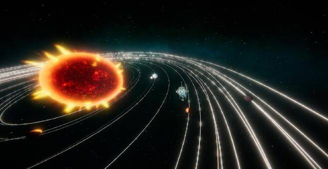 그렉터, 우주 시작과 지구 탄생을 담은 VR 콘텐츠 개발