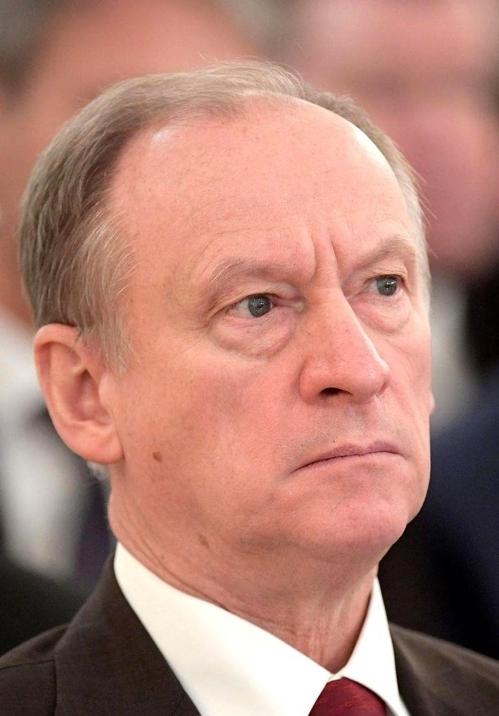 니콜라이 파트루셰프 러시아 안보회의 서기 [위키피디아 자료사진]