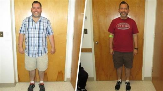 엄마에게 장기이식을 해주려고 다이어트에 돌입해, 자신의 건강까지 회복하게 된 브라이언.