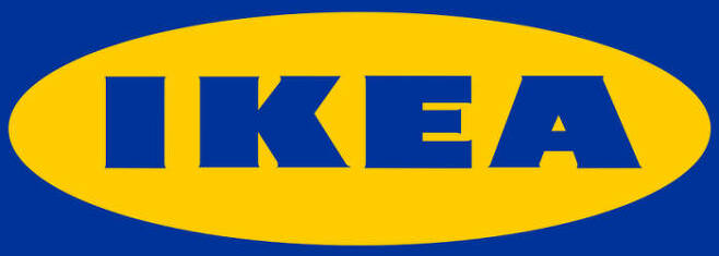 이케아 로고