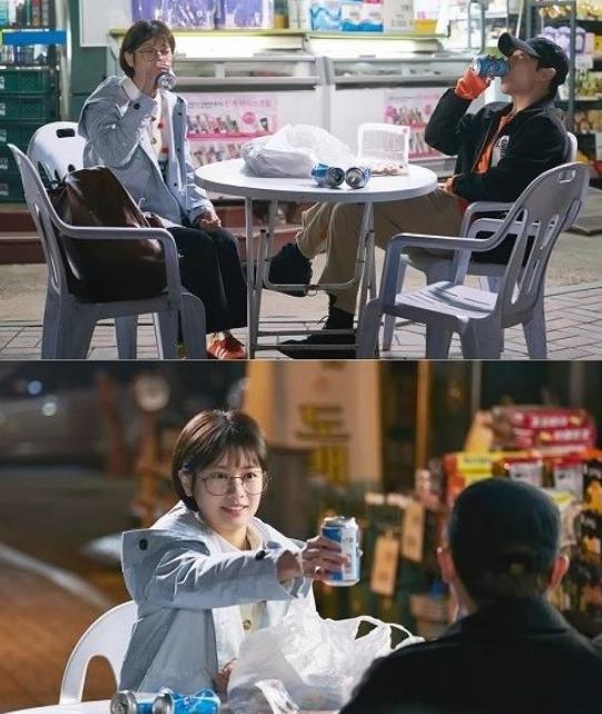 KBS 드라마 '아버지가 이상해'의 한 장면[사진 KBS]