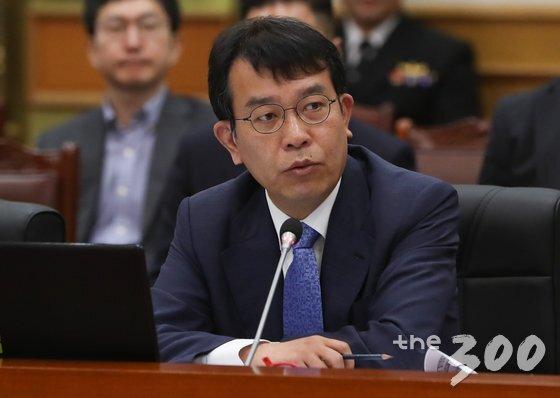 김종대 정의당 의원. /사진=뉴스1