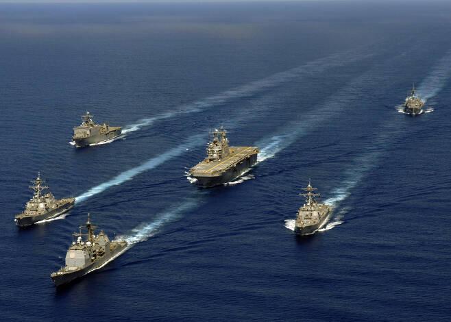 미 해군 원정타격전단(ESG)