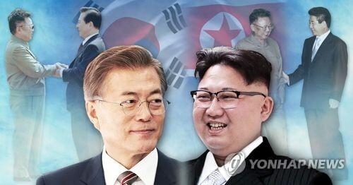 남북정상회담 재현될까? (PG) [제작 최자윤] 사진합성