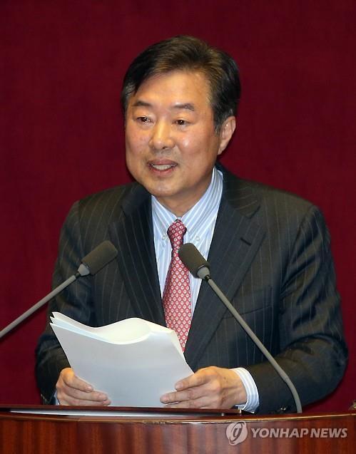 이만우 전 의원 [연합뉴스 자료사진]
