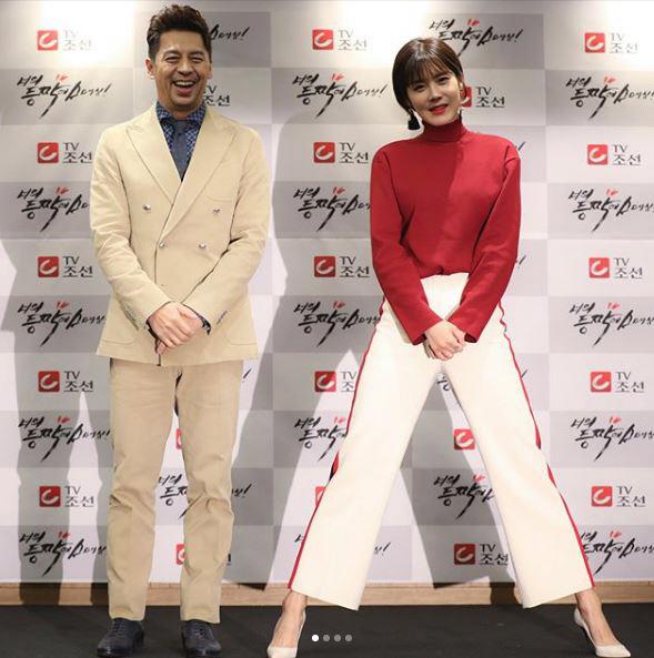 '여자플러스2' 장도연, 과거 권오중 위한 '매너다리' 선보여 '폭소'