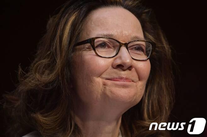 지나 해스펠 미국 중앙정보국(CIA) 국장 내정자 <자료사진> © AFP=뉴스1