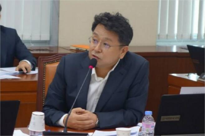 더불어민주당 이철희 의원 (사진=블로그 캡처)
