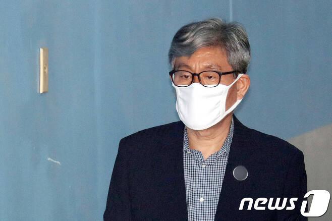 원세훈 전 국정원장 © News1 박지수 기자