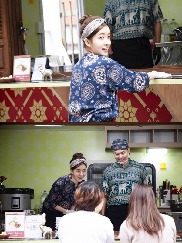 '골목식당' 정인선/ 사진=SBS