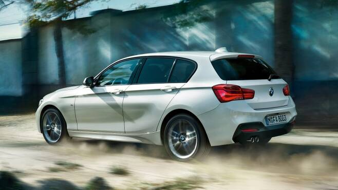 BMW 1시리즈 5도어.  (BMW 코리아 제공) © News1