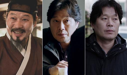 영화 '명당' - '죄 많은 소녀' - '봄이가도'(왼쪽부터)에서의 유재명. 사진제공|메가박스중앙(주)플러스엠·CGV아트하우스·시네마달