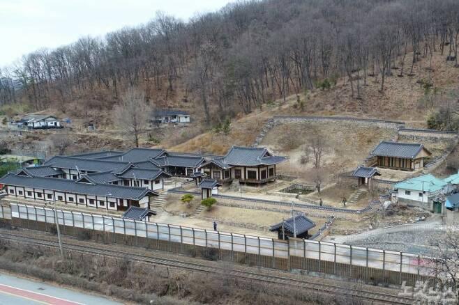 경북 안동 임청각 (사진=문화재청 제공)