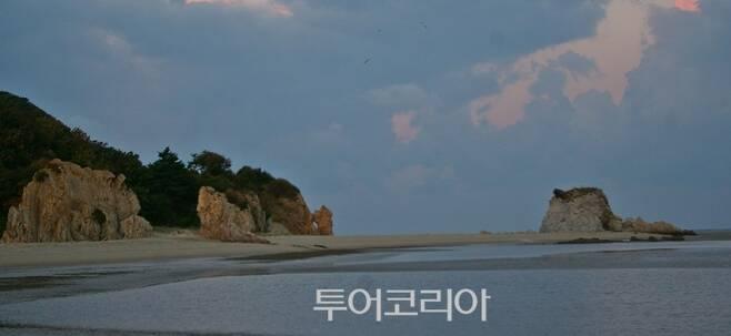 ▲ 농여해변