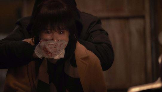 MBC 수목드라마 '붉은 달 푸른 해'(극본 도현정/연출 최정규/제작 메가몬스터)는 의문의 아이, 의문의 사건과 마주한 한 여자가 시(詩)를 단서로 진실을 추적하는 미스터리 스릴러다.ⓒ MBC