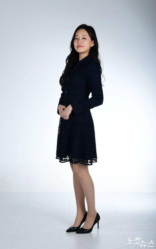 박유나는 다음 작품에서는 짝사랑이 아니라 상대와 쌍방으로 사랑하는 역할을 맡고 싶다고 밝혔다. (사진=황진환 기자)
