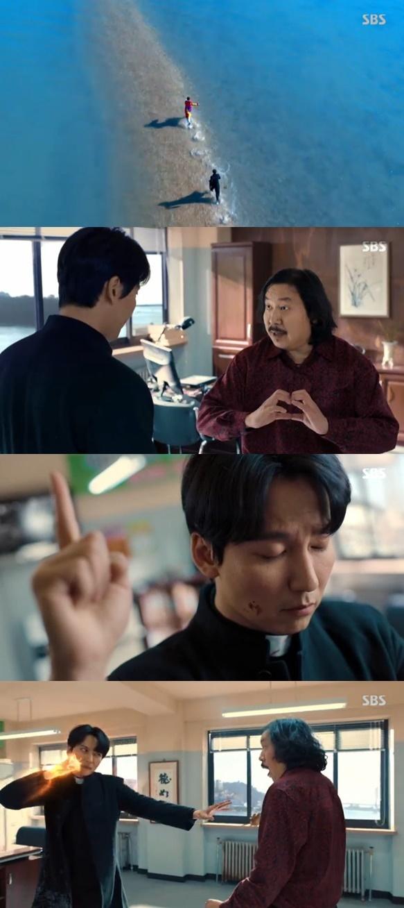 열혈사제 김남길 / 사진=SBS 방송화면 캡처