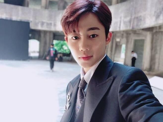 배우 박지빈(사진=박지빈 인스타그램 화면 갈무리)