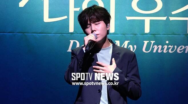 ▲ 정승환 ⓒ star K 영상 캡처