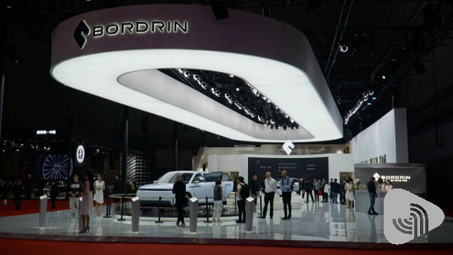 중국의 전기차 회사 Bordrin